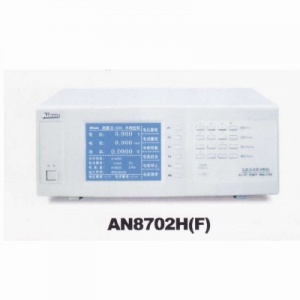 AC/DC Digital Power Analyzer AN8702H(F)