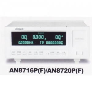 Digital Electrical Parameter Meter AN8716P(F)
